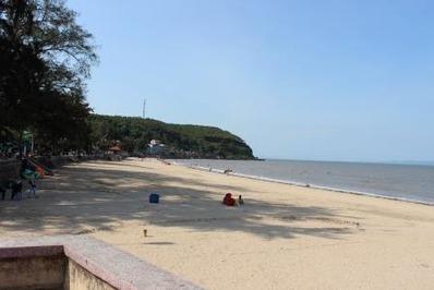 ベトナム ドーソン 海