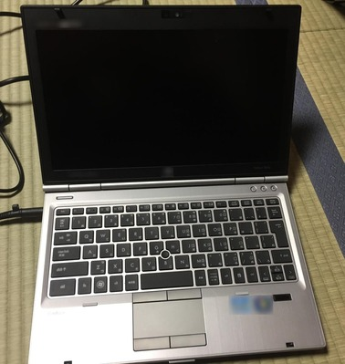 ノートパソコン2万円
