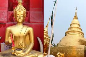 タイ チェンマイ WAT PHABONG (1)