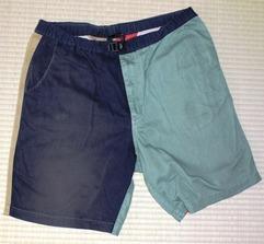 半ズボン:海外旅行 旅の準備 荷物 持ち物 ラオス 一人旅