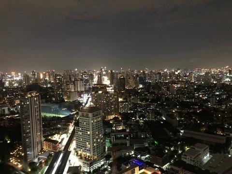 Cielo(シエロ):タイ バンコク ルーフトップバー インスタ映え
