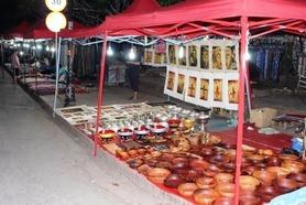 ルアンパバーン ナイトマーケット