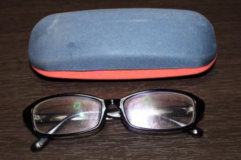 予備の眼鏡