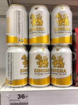 0816 タイ ビール オンヌットのBIG C (4)