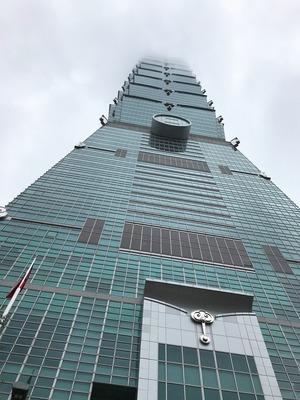 台北101 2018-12-25 11.17