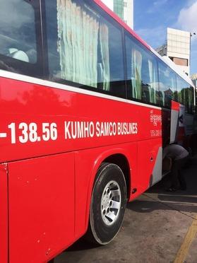 バス2 ホーチミン プノンペン