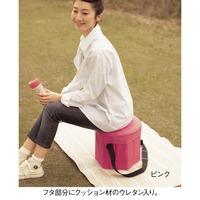 座れる折り畳み保冷ボックス②