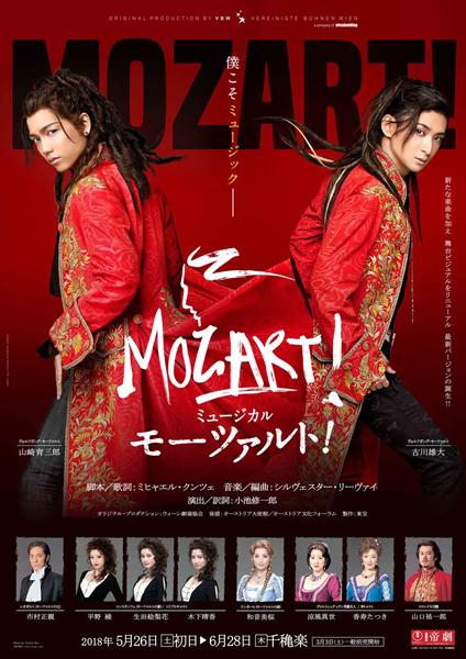 mozart!2018