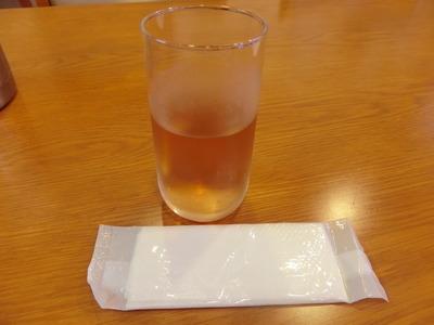 やすみ亭 そば茶