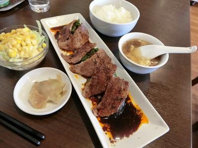 桜花亭 料理