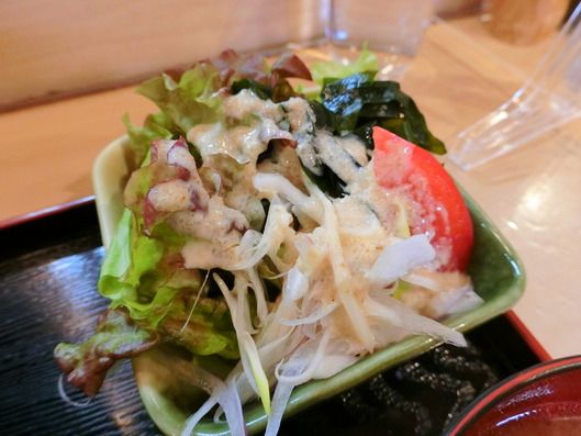 清本  サラダ