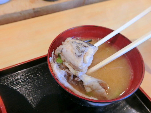 清元 味噌汁