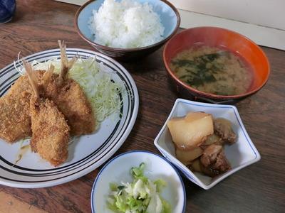 佐久良屋 料理