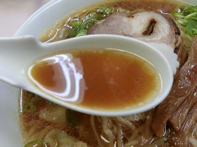 国味ラーメン スープ