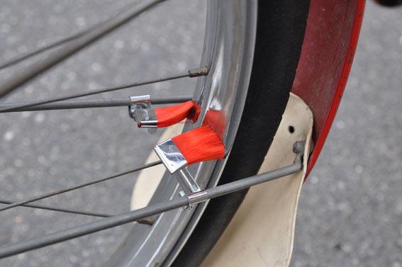 自転車の リム 自転車 : 自転車 その6 リムブラシ(リム ...