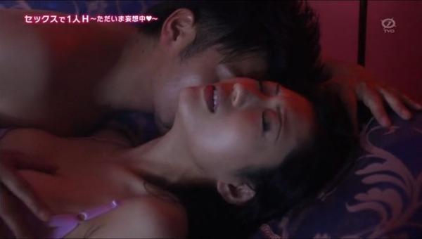 壇蜜のエロ過ぎる放送事故スレスレなエロシーン (1)