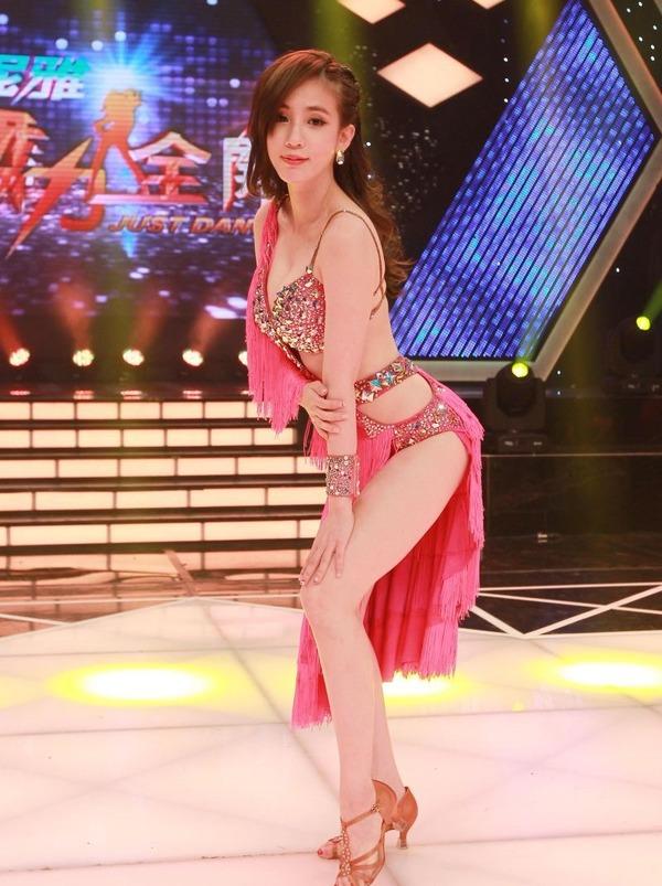 台湾版 芸能人社交ダンスクラブ (4)