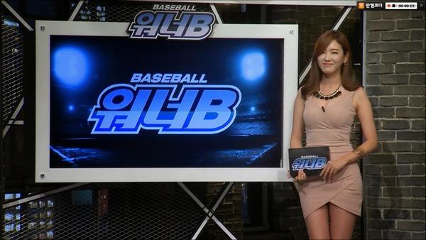 韓国の激エロ女子アナウンサー (37)