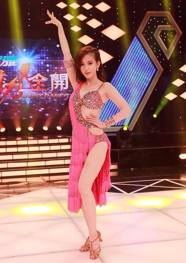 台湾版 芸能人社交ダンスクラブ (5)
