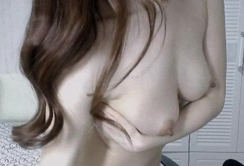 美乳スレンダー女性のオナニー自撮り (30)