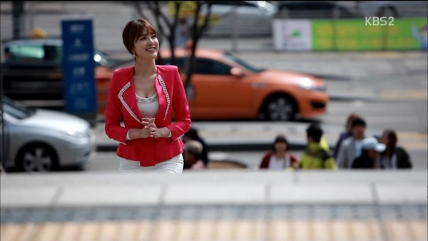 韓国のミニスカ女子アナウンサー (23)