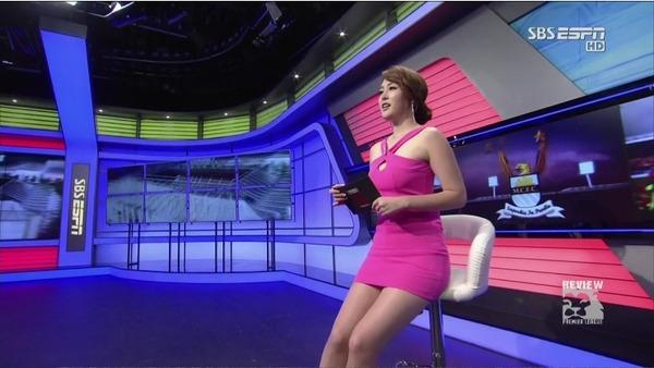 韓国の激エロ女子アナウンサー (14)