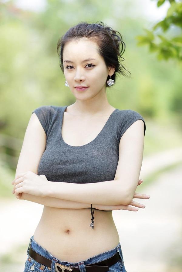激エロ韓国の巨乳コンパニオン イムジへ (60)