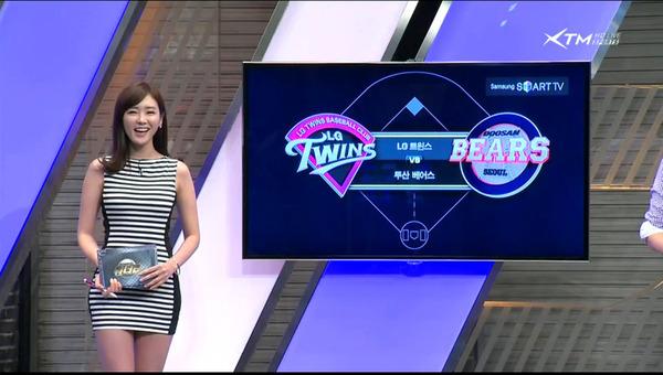 韓国の激エロ女子アナウンサー (19)