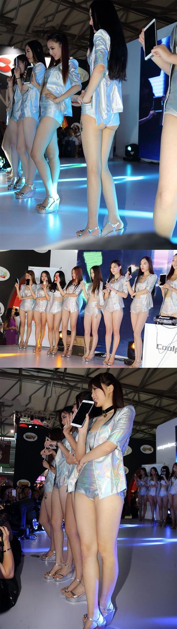 中国最大のチャイナジョイは巨乳セクシーコンパニオン (8)