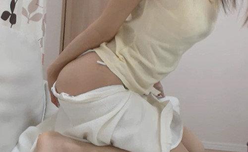 美乳ギャルオナニー (3)