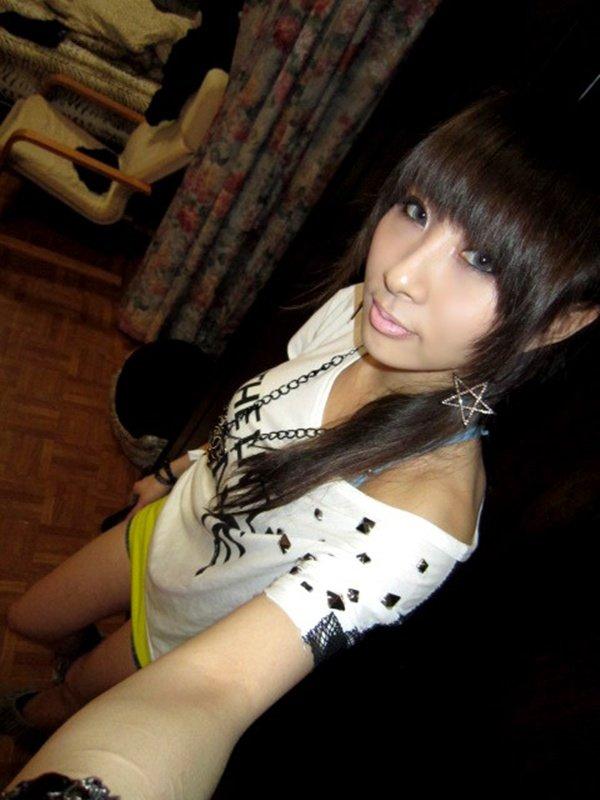 歌舞伎町で人気のキャバ嬢さんの私生活写メ2 (9)