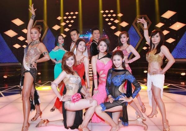 台湾版 芸能人社交ダンスクラブ (1)