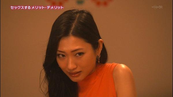 壇蜜のエロ過ぎる放送事故スレスレなエロシーン (30)