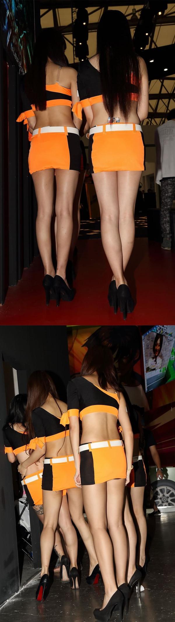 中国最大のチャイナジョイは巨乳セクシーコンパニオン (14)