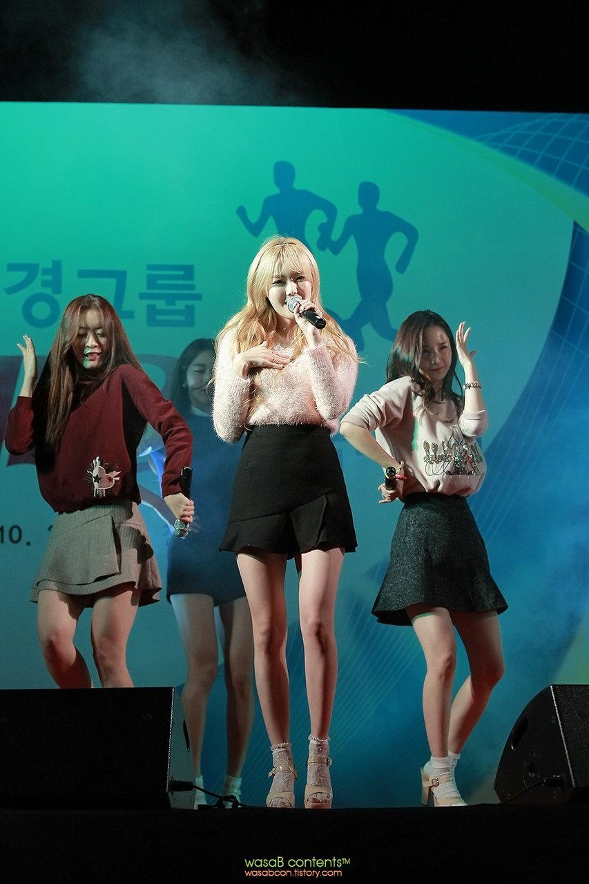 (K-POP色っぽいユニット)ダルシャーベットの私服系のコスチュームが妙に色っぽいぜぇ☆☆☆☆☆