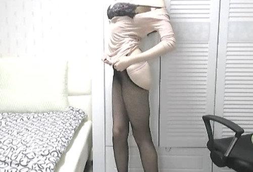 美乳スレンダー女性のオナニー自撮り (11)