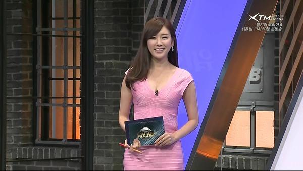 韓国の激エロ女子アナウンサー (32)