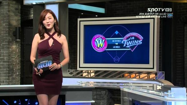 韓国の激エロ女子アナウンサー (28)