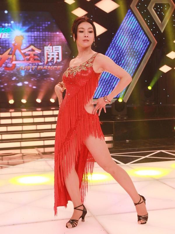 台湾版 芸能人社交ダンスクラブ (8)