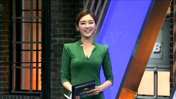 韓国の激エロ女子アナウンサー (34)