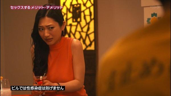 壇蜜のエロ過ぎる放送事故スレスレなエロシーン (27)