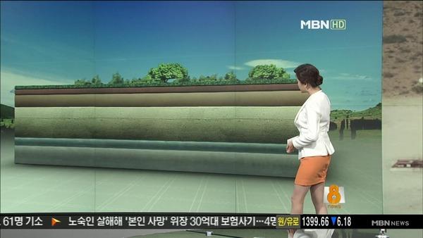 韓国のミニスカ女子アナウンサー (11)