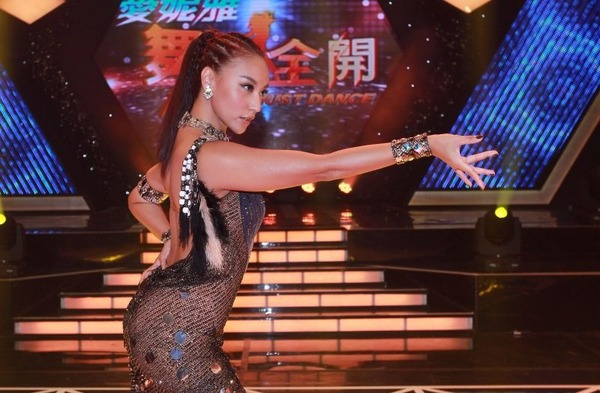 台湾版 芸能人社交ダンスクラブ (20)