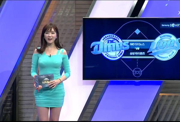 韓国の激エロ女子アナウンサー (31)