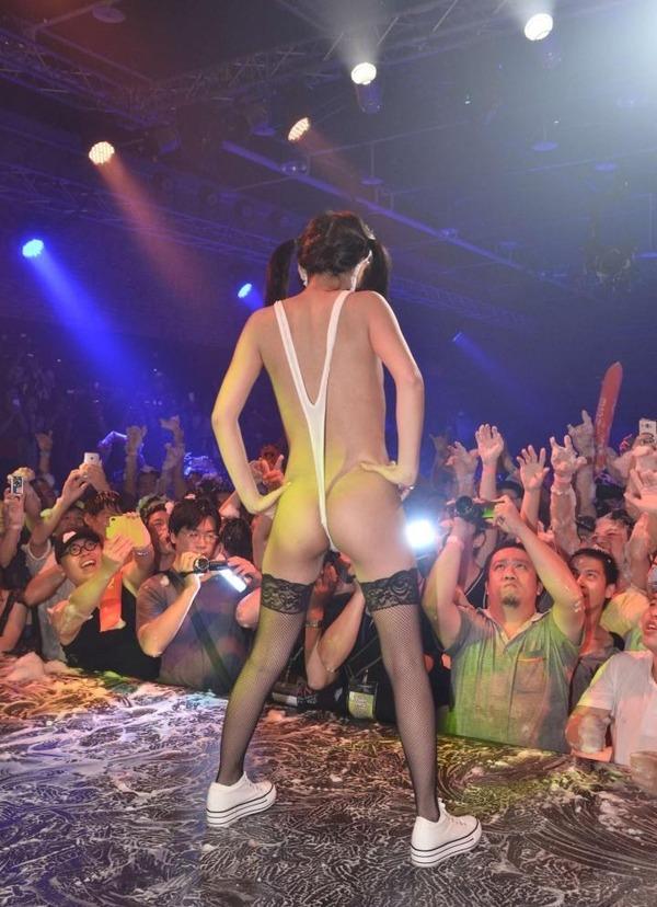 エロ過ぎる台湾の地下アイドル