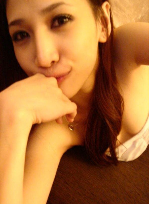 美人カフェオーナーのアピール写メ (5)