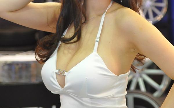 激エロ韓国の巨乳コンパニオン イムジへ (24)