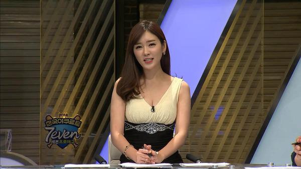 韓国の激エロ女子アナウンサー (33)
