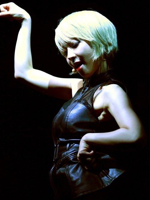AOA チョアのセクシーダンス画像004