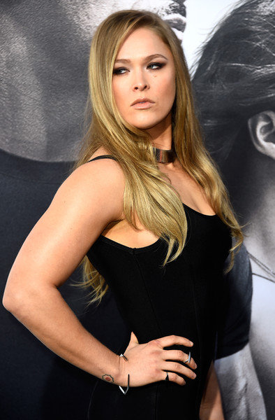 美人過ぎる女子格闘家ロンダ・ラウジー (36)